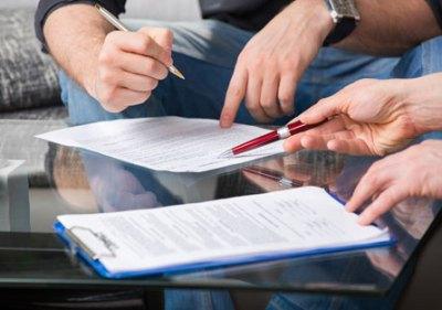 Как правильно оформить документы?