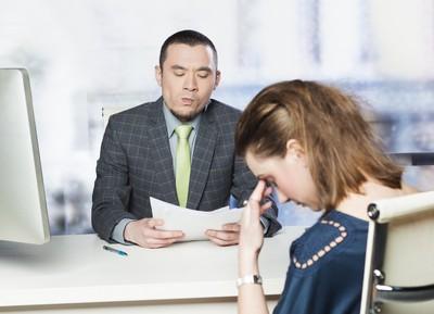 Получение объяснений сотрудника