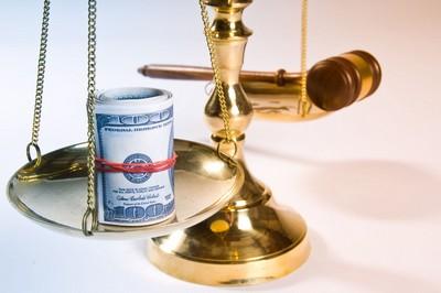 Обоснованная законом материальная повинность