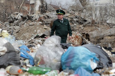 Гражданский иск с целью прекратить нанесение вреда экологии
