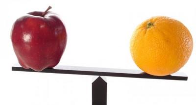 Сравнение разных видов ответственности