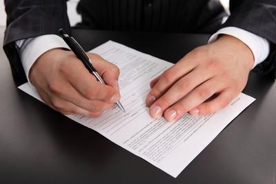 Основы для аннулирования документа