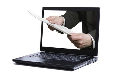 Возможность сдачи документов в электронном виде