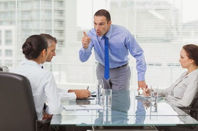 Выговор как более жесткий способ дисциплинирования