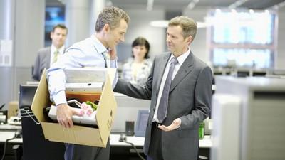 Переход на новую должность внутри компании
