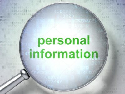 Образец заявления на отзыв согласия обработку персональных данных