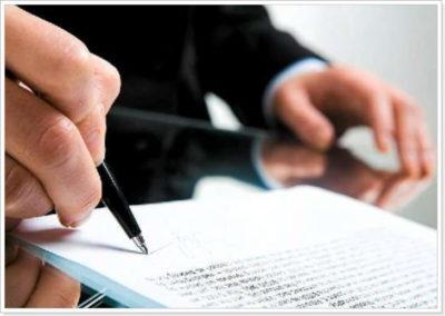 Образец письмо об отсутсвии запрашиваемых документов