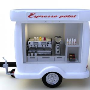 Мобильная кофейня в качестве прибыльного бизнеса