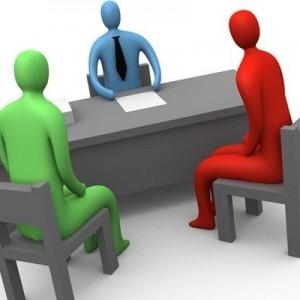 Собеседование с потенциальным работником