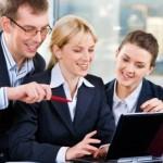 Менеджеры, которые работают с клиентами
