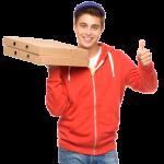 Как организовать бизнес, чтобы доставлять пиццу?