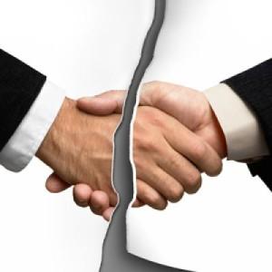 Как правильно составить уведомление о расторжении договора - образец