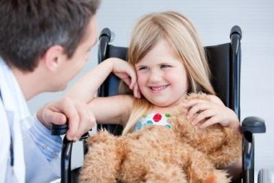 По уходу за ребенком инвалидом