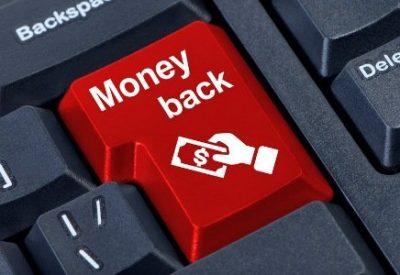 Рапорт на возмещение денежных средств
