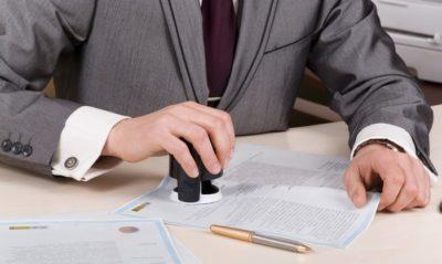Ставится ли печать на гарантийном письме?