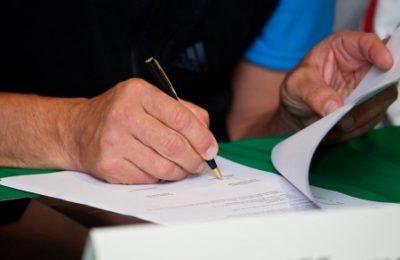 Доверенность на вскрытии конвертов образец - Арендатору на заметку - Каталог образцов