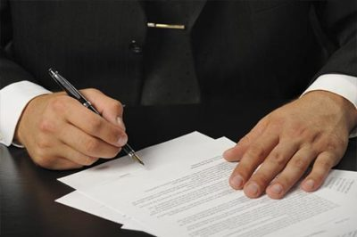 Инструкции по составлению гарантийного письма о предоставлении документов и образец для скачивания